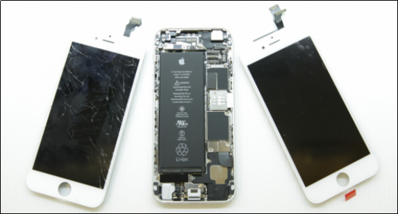 Iphone screen replacement Jacksonville